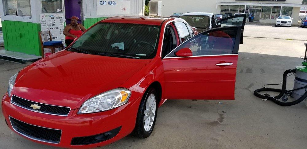 Magic Car Wash: 3321 Bragg Blvd, Fayetteville, NC
