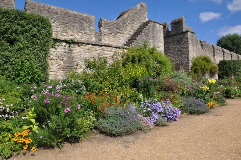 City Wall & Gardens - Yelp