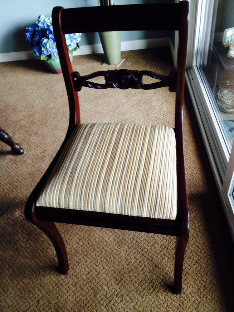Finished Chair Yelp