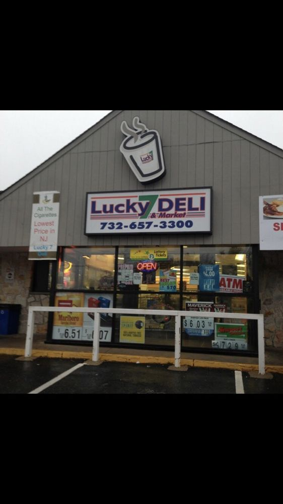 Lucky 7 Deli & Market: 1980 Rt 37 W, Manchester Township, NJ