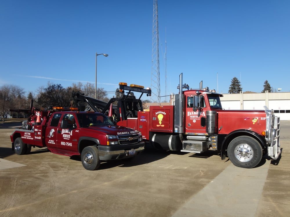 Towing business in Brookings, SD