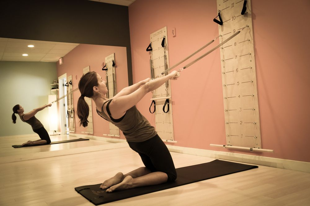 Balance Pilates & Yoga Studio: 600 Park Blvd, Cape May, NJ