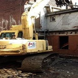 Rapid waste disposal 34 leading road for Total interior demolition
