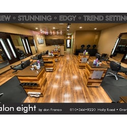 Salon Eight By Don Franco - CLOSED - Hair Salons - 8185 Holly Rd ...