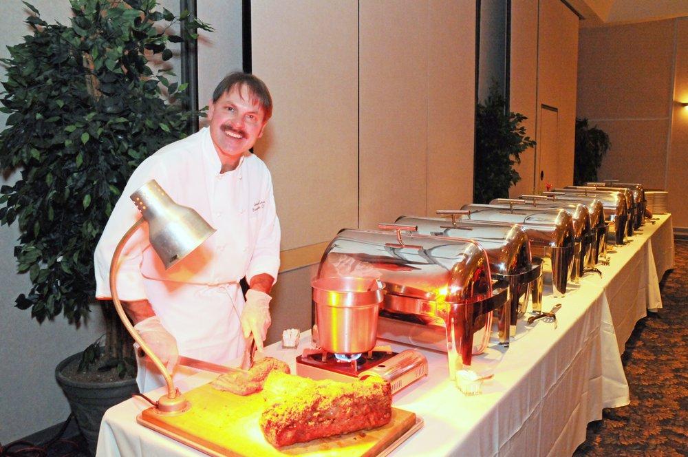 Gary's Catering: 50770 Pontiac Trl, Wixom, MI