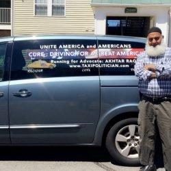 Taxi Politician: 21051 Lowry Park Ter, Ashburn, VA