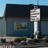 Kurts Autobody Repair Shop: 2025 Ireland Grove Rd, Bloomington, IL