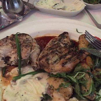 Capital Grille Fort Worth Restaurant Week Menu