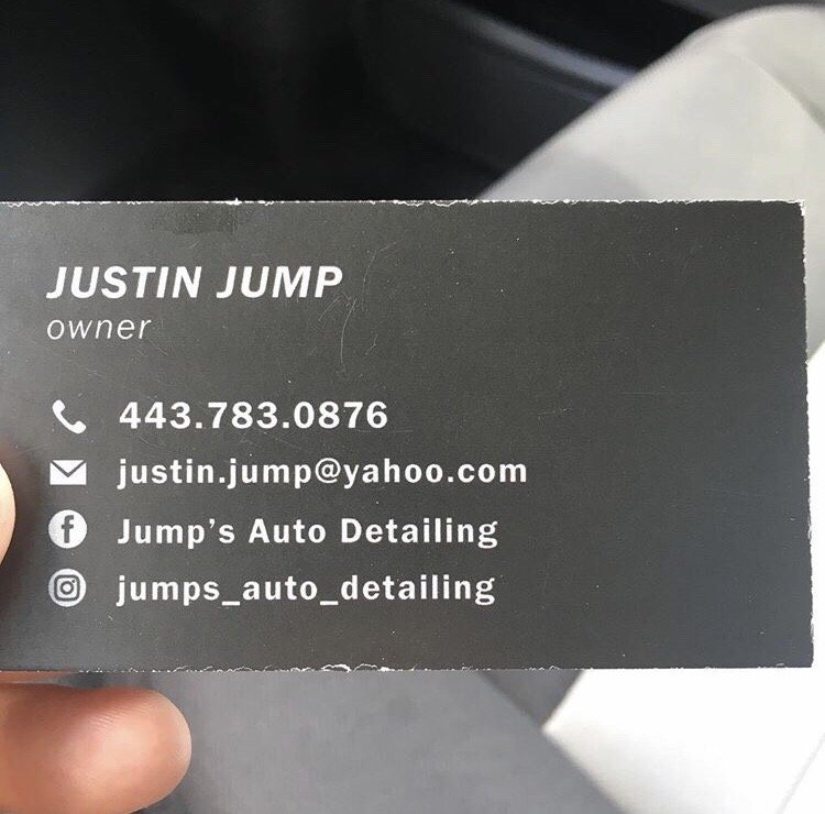 Jump's Auto Detailing: Snow Hill, MD