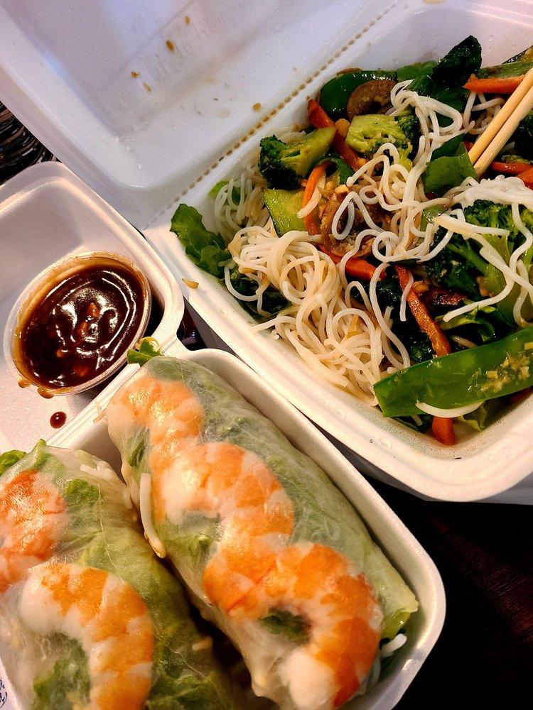 Food from Vietnamese Delights