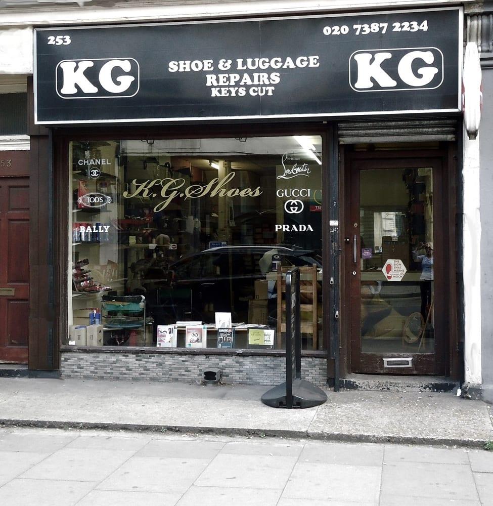 Shoe Reapir Shops Near Me
