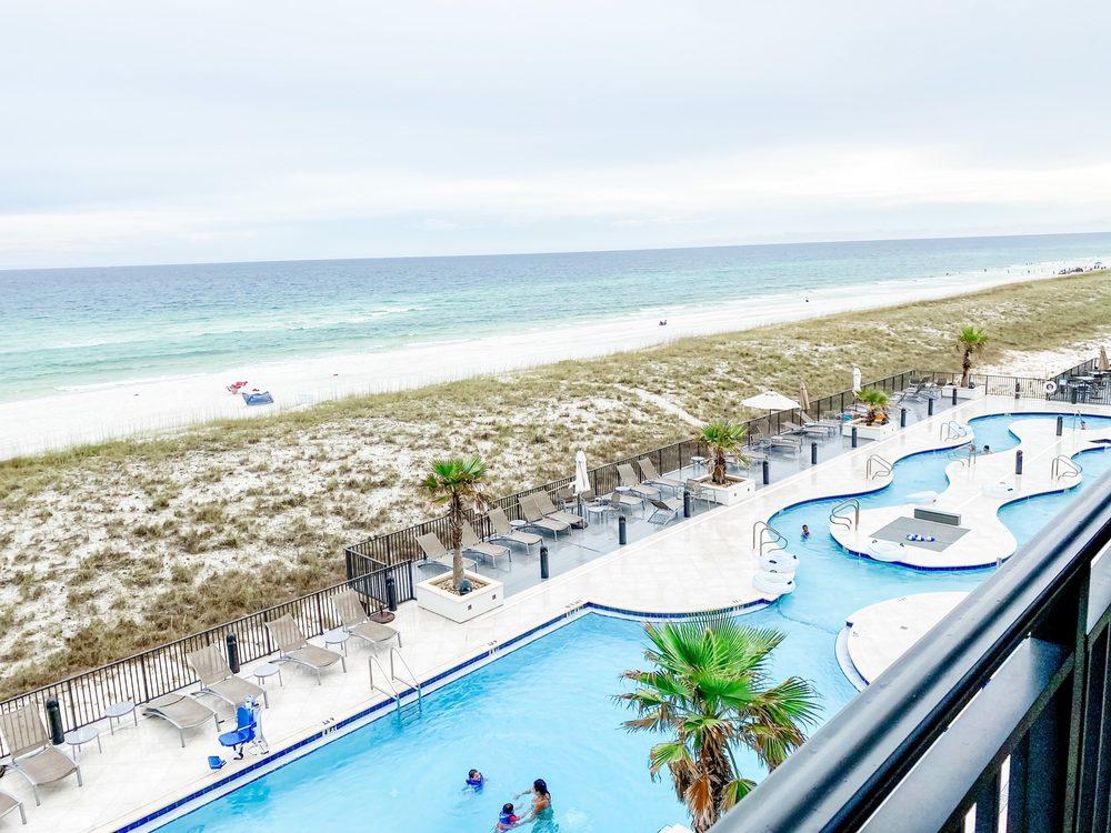 SpringHill Suites by Marriott Navarre Beach: 8375 Gulf Blvd, Navarre, FL