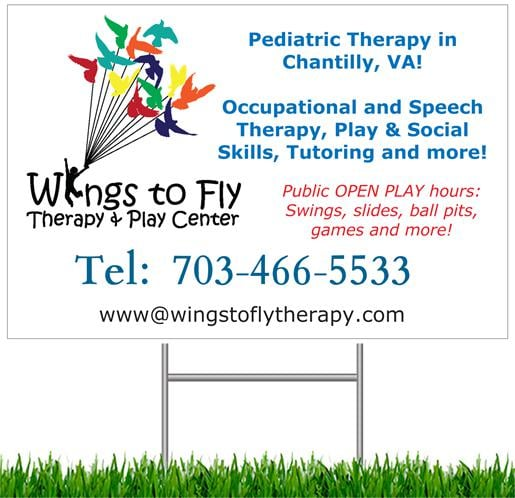 Wings to Fly Therapy and Play Center: 4530 Walney Rd, Chantilly, VA