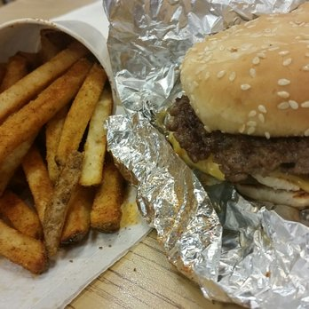 Photo Of Five Guys Naperville Il United States