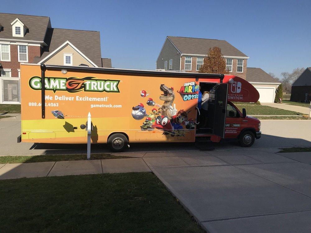 GameTruck Indianapolis