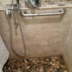 Precision Remodeling Photos Contractors Harvard Ln - Bathroom remodeling allen tx