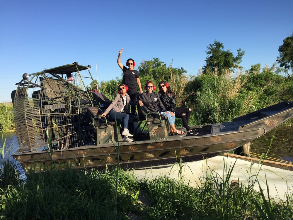 Airboat Tours By Arthur Matherne Cost