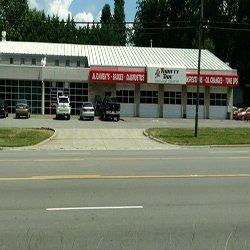 Thrifty Tire Service Center Tires 2903 N Roxboro St Durham Nc