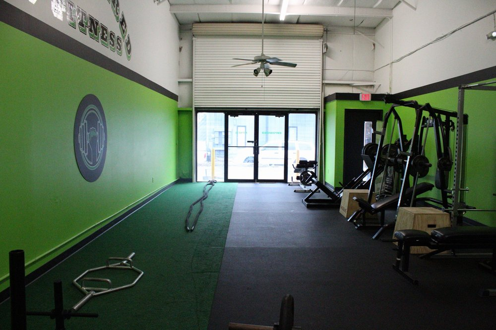 Empowered Fitness Studio: 1093 N Mills Ave, Orlando, FL