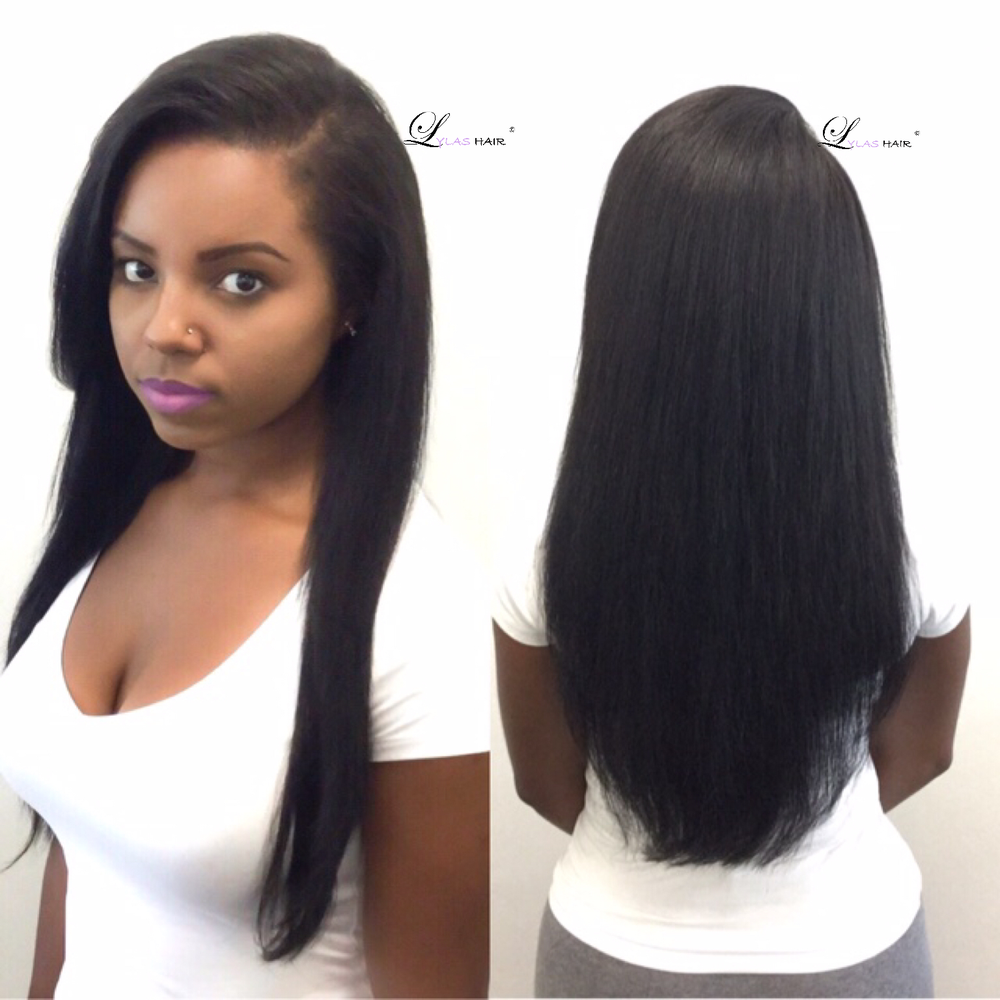 Braidless Microlink Sew In With Lylas Virgin Hair Yelp