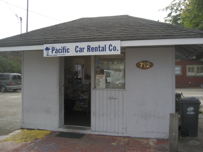 Pacific Car Rental Alameda Ca