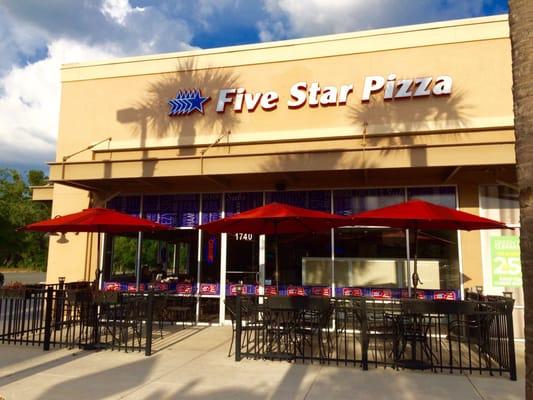 Five Star Pizza 4414 Sw College Rd Ocala Fl Pizza Mapquest