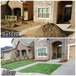 Photo Of Anderson Landscaping Fresno Ca United States