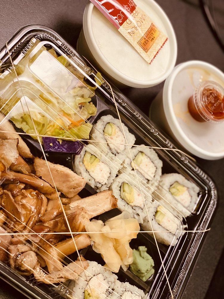 Food from Tokyo Teriyaki & Sushi