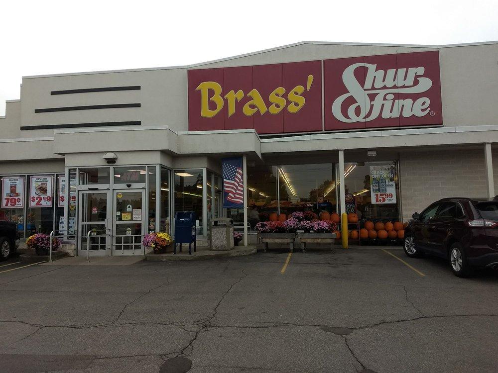 Brass Shurfine: 590 Main St, Arcade, NY