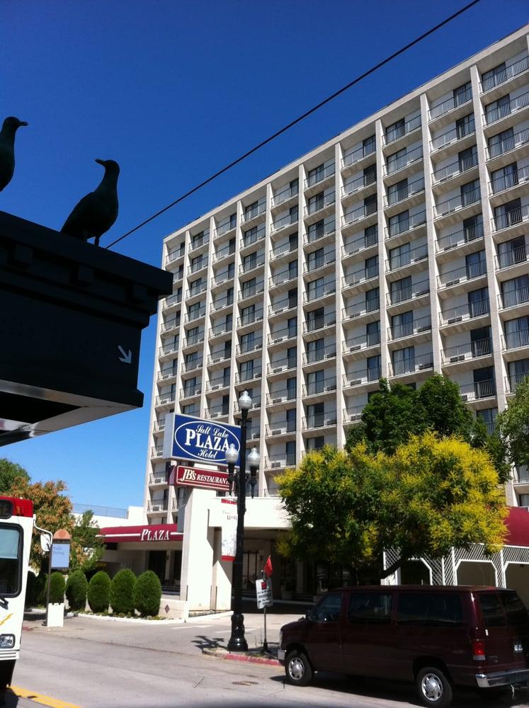 Salt Lake Plaza Hotel Address