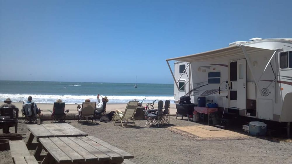 Photo Of Anchor Bay Campgrounds Gualala Ca United States Two Beach Wall