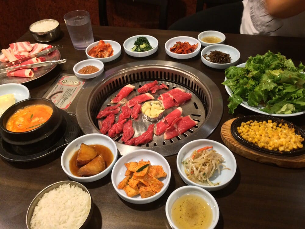 Seoul garden yakiniku 245 foto e 240 recensioni cucina for Cucina coreana
