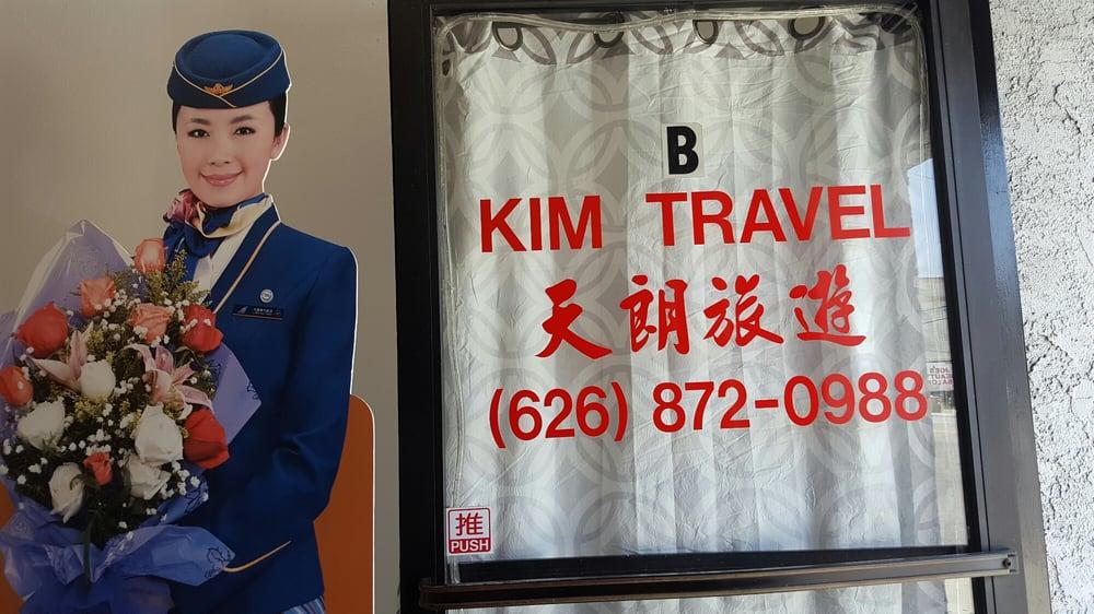 Kim Travel: 3030 Del Mar Ave, Rosemead, CA