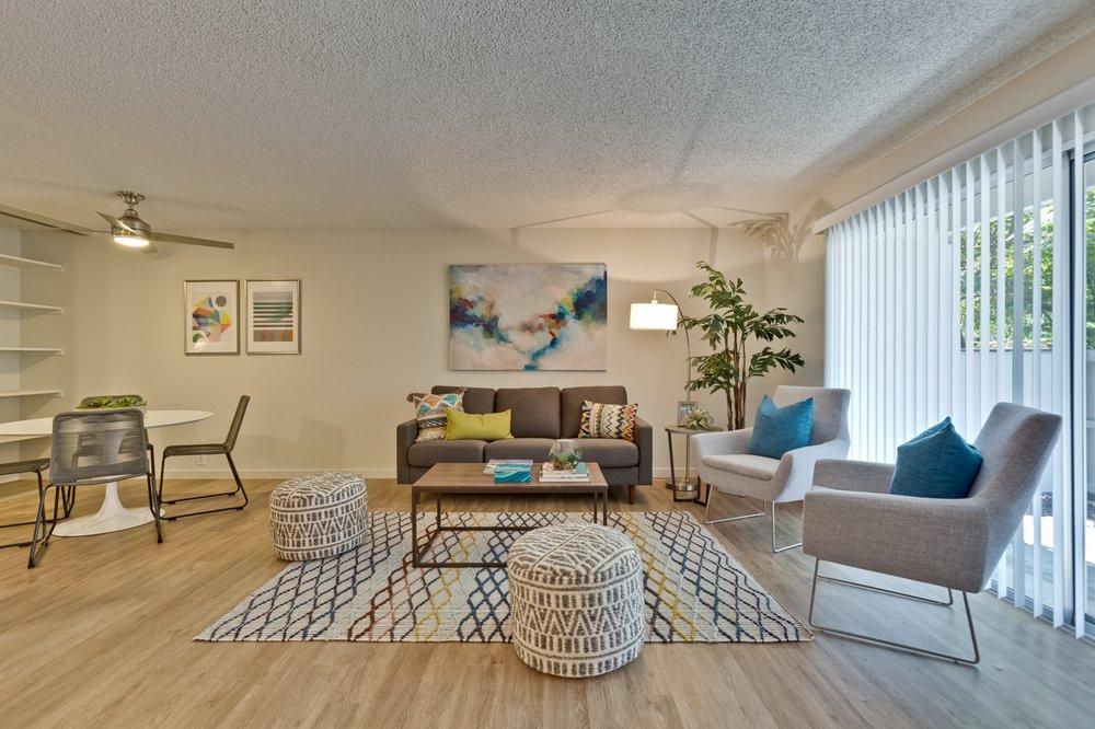The Hilltop Apartments