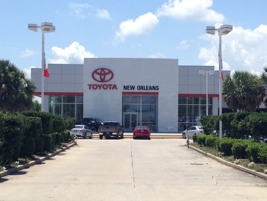 Toyota Of New Orleans 13150 I 10 Service Rd New Orleans, LA Car Service    MapQuest