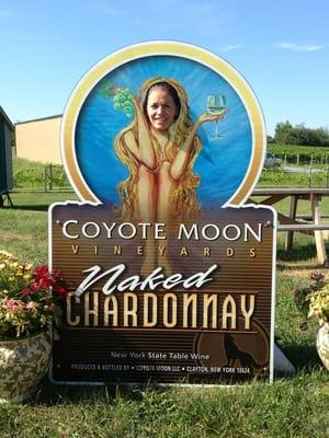 Coyote Moon Wine