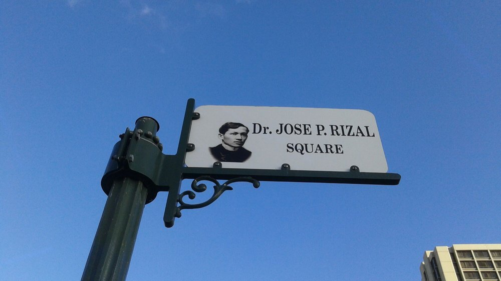 Dr José Rizal Square