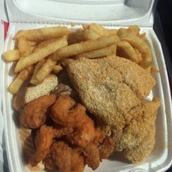 Jj fish chicken 24 photos 37 reviews chicken wings for Jj fish chicken menu