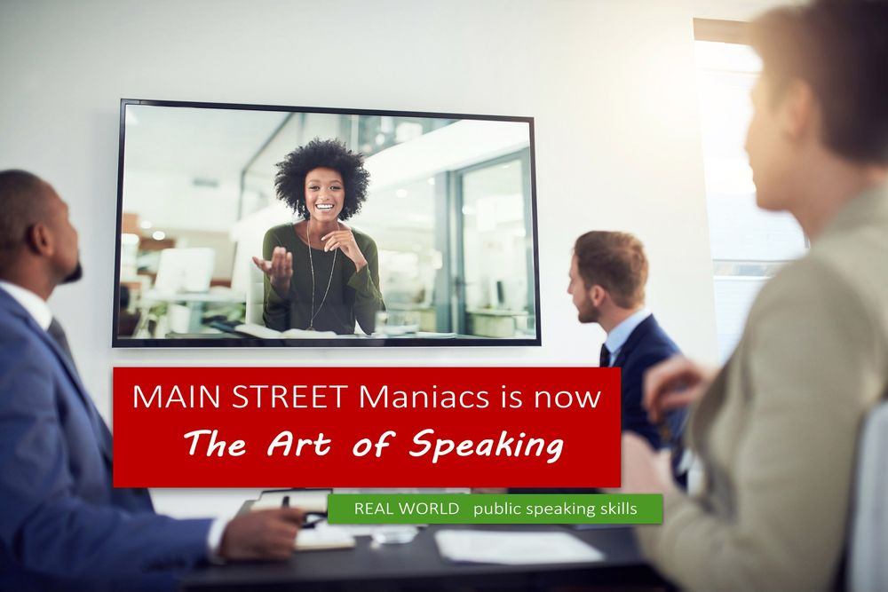 The Art of Speaking, a Toastmasters Club: 101 California St, San Francisco, CA
