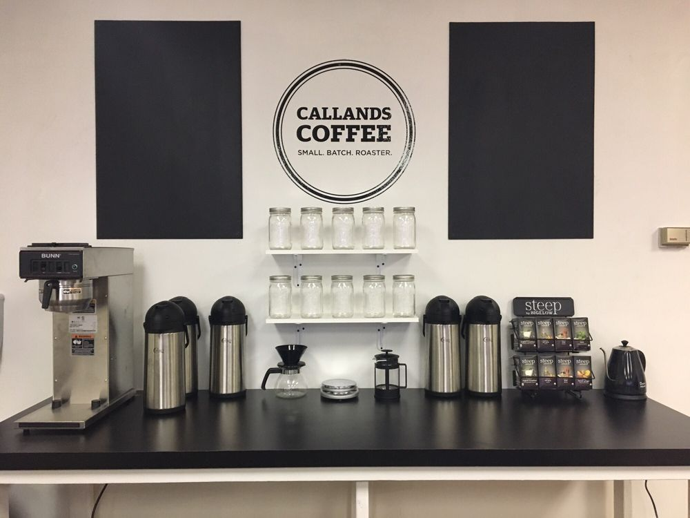 Callands Coffee: 11 S Main St, Chatham, VA