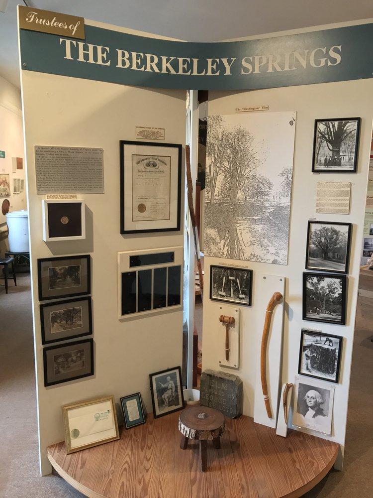 Museum of the Berkeley Springs: 2 Fairfax St, Berkeley Springs, WV