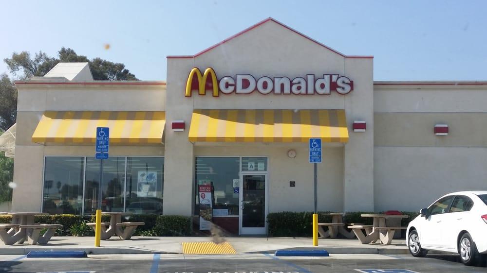 Fast Food Restaurants Corona Ca