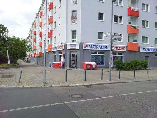 Matratzen Concord Mattresses Frankfurter Allee 221 Lichtenberg