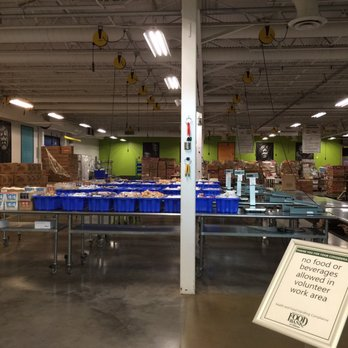 Regional Food Bank Production Kitchen