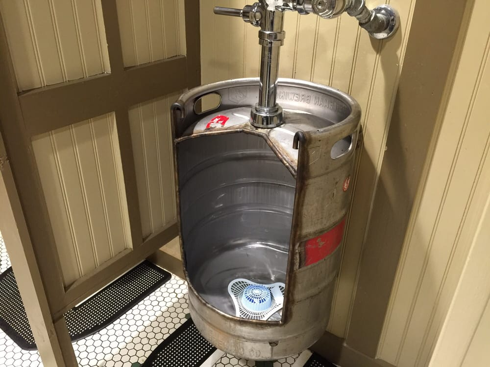 I M Not Sure About The Beer Keg I Kind Of Thought It Would