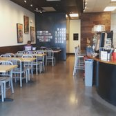 Photo of Tea Space Sunset Park - Las Vegas, NV, United States. interior, plenty of seating.