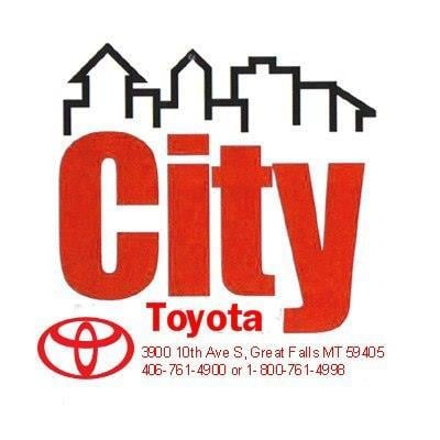 City toyota concessionnaire auto 3900 10th ave s for City motors great falls mt