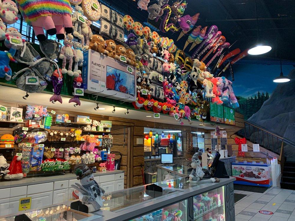 Clubhouse Fun Center: 3340 W Ridge Rd, Greece, NY