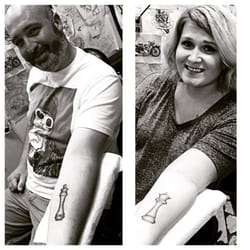 c24d3eb76 Photo of Downtown Tattoo - New Orleans, LA, United States. These tattoos are