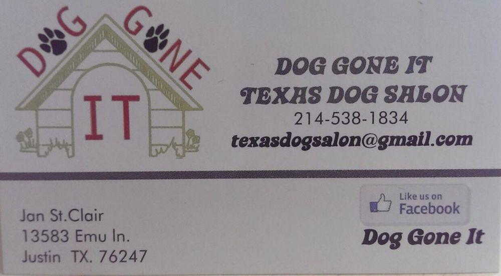 Dog Gone It Texas Dog Salon: 13583 Emu Ln, Justin, TX
